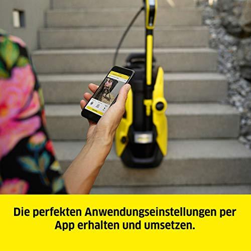 Kärcher Hochdruckreiniger K 5 Power Control Home: Clevere App-Unterstützung - die leistungsstarke Lösung für vielfältige Reinigungsaufgaben - inkl. Home-Kit - 2
