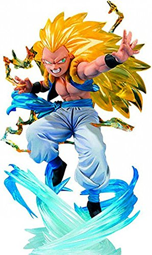 Dragon Ball Z Figuarts ZERO Super Saiyan 3 Gotenks Statue image