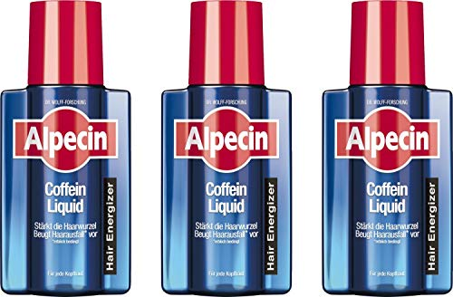 Alpecin Coffein-Liquid 3x200 ml