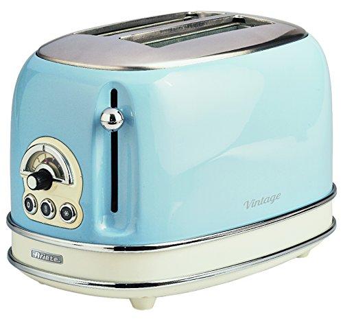 Ariete 155 Céleste Toaster-155BL Toaster, Blau