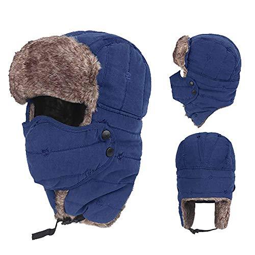 XBTECH Nieve Esquí Invierno Sombrero Ruso