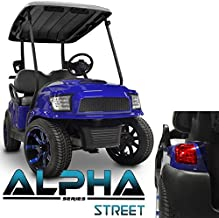 Madjax New!!! Club Car Precedent Alpha Street Style Body Kit in Blue