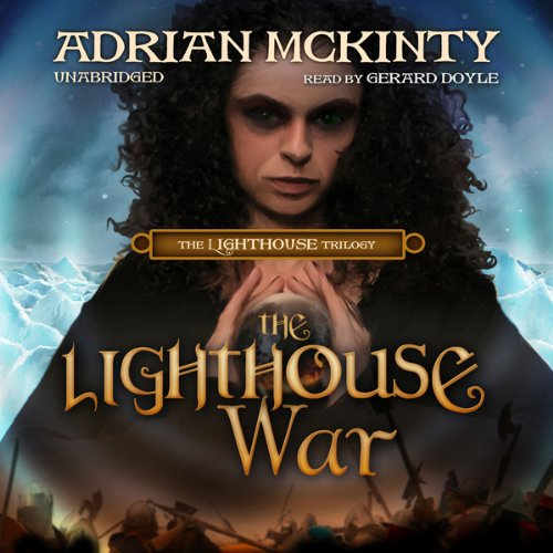 The Lighthouse War copertina