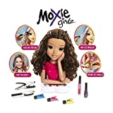 Moxie Girlz - 1496 - Tête à Coiffer - Magic Hair - Sophina