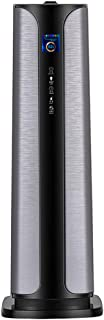 BNSDMM Floor-Standing humidifier - 8L Household air humidifier Mute Bedroom Large Capacity Office air Purification Aromatherapy Machine, Mechanical Remote Dual-use Negative ion Purifier (Color : A)