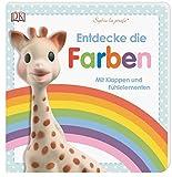 Sophie la girafe® Entdecke die Farben
