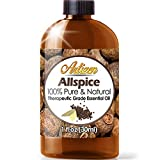 GUARANTEED HIGHEST QUALITY, MOST POTENT ALLSPICE OIL - What sets Artizen Essential Oils apart are their unparalleled purity and concentration. Natural, with no adulterants or dilution, their oils provide the maximum benefit possible and are uncomprom...