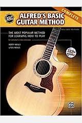 Alfred's Basic Guitar Method- Complete (Revised Edition) (Alfred's Basic Guitar Library) Kindle Edition