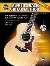 Alfred's Basic Guitar Method- Complete (Revised Edition) (Alfred's Basic Guitar Library)