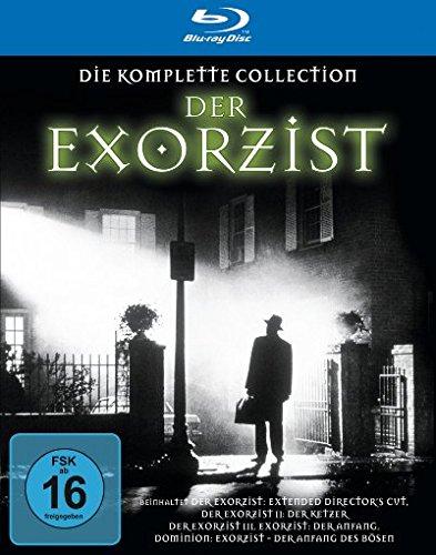 Der Exorzist: Complete Collection [5 Blu-rays]