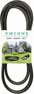 YMCONE 5/8 Inch x 91 1/4 Inch Lawn Mower Deck Belt Replacement for Snapper 75083 7075083 7075083YP Ref No B88 Dixie Chopper 2006B88W
