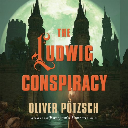 The Ludwig Conspiracy audiobook cover art