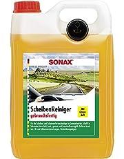 SONAX Ruitenreiniger gebruiksklaar met citrusgeur (5 liter) gebruiksklare reiniger voor de ruitensproeiers en koplampensysteem | art.nr. 02605000