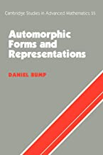 automorphic forms and representations