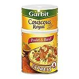 GARBIT - Couscous Royal Poulet Et Boeuf 980G - Lot De 3 - livraison offerte