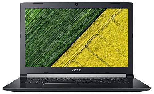 Acer Aspire A517-51-31VZ Nero Computer portatile 43,9 cm (17.3') 1600 x 900 Pixel 2,3 GHz Intel Core i3 di settima generazione i3-7020U