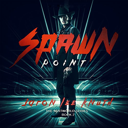 Spawn Point audiobook cover art