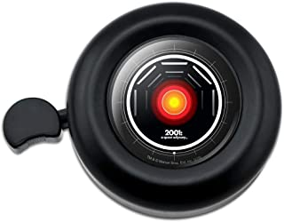 GRAPHICS & MORE 2001: A Space Odyssey Hal Bicycle Handlebar Bike Bell