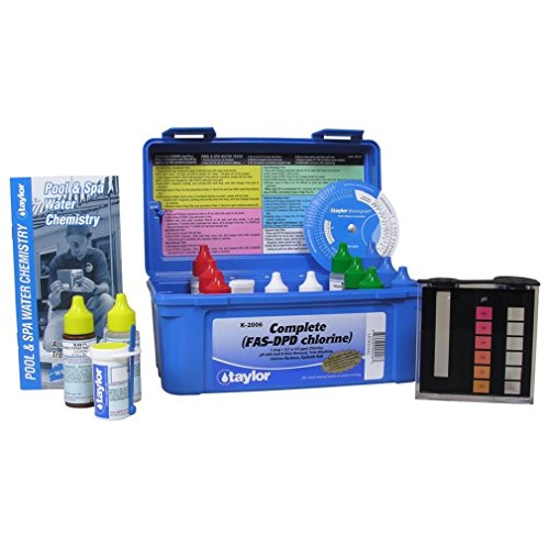Taylor Technologies Complete Test Kit