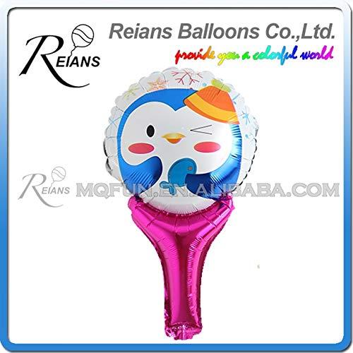 Lowest Price! Xucus Wholesale 1000pc REIANS 51cm Cute Cartoon Children Kids Animal Penguin handhold ...