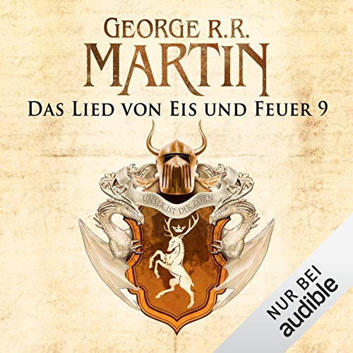 Game of Thrones - Das Lied von Eis und Feuer 9 cover art