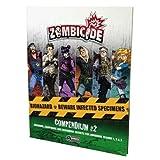 CoolMiniOrNot Inc GUG0091 Compendium 2: zombicida, Multicolor