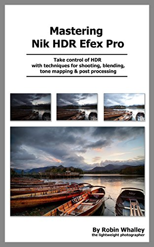 Mastering Nik HDR Efex Pro 2 (English Edition)