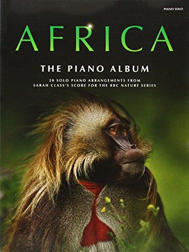 Africa: The Piano Album -Piano Solo Book-: Noten, Sammelband für Klavier