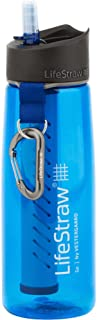 LIFESTRAW Go Water Bottle, 22 oz. One Color One Size