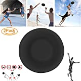 YQHbe Mini Frisbee, 2019 Nuovi Frisbee Pocket Flessibile Soft Flying Disc Spin in Catching...