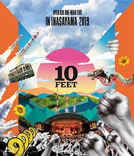 10-FEET OPEN AIR ONE-MAN LIVE IN INASAYAMA 2019 [Blu-ray]