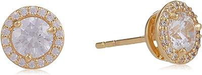 Michael Kors Orecchini Argento Sterling 925 Placcato Oro MKC1035AN710