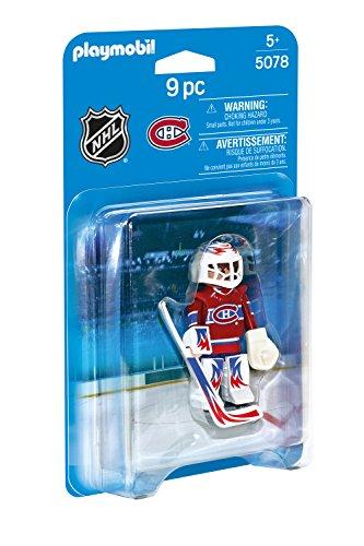 Playmobil 5078 NHL® Montreal Candiens® Goalie Eishockey Torwart