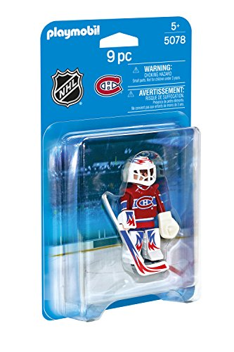 PLAYMOBIL NHL Montreal Canadiens Goalie