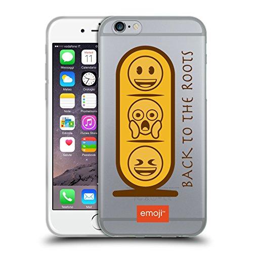 Head Case Designs Oficial Emoji Tableta Antiguo Egipto Carcasa de Gel de Silicona Compatible con Apple iPhone 6 / iPhone 6s