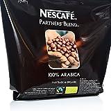 Nestle Nescafe Partners Blend Instantkaffee 12 x 250g - Fairtrade und 100% Arabica, löslicher Kaffee für Vendingautomaten (ehemals Santa Rica)