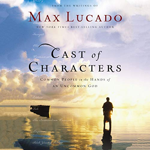 Cast of Characters  By  cover art