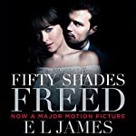 Fifty Shades Freed cover art