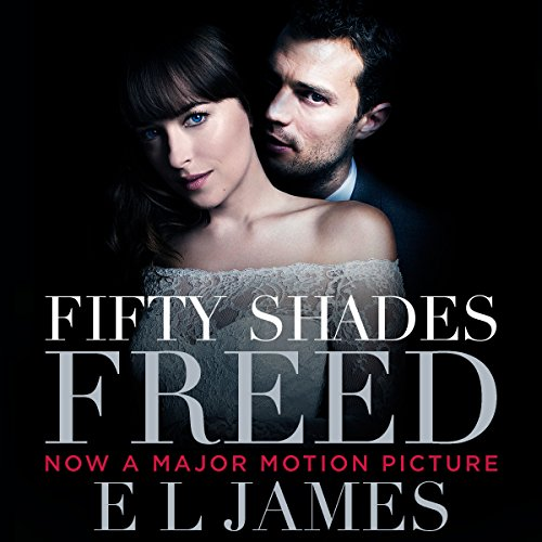 Fifty Shades Freed audiobook cover art