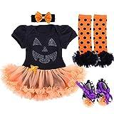TANZKY Baby Girl Halloween Costumes Tutu...