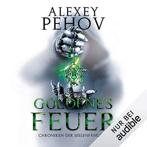 Goldenes Feuer (Chroniken der Seelenfänger 3) audiobook cover art