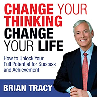Page de couverture de Change Your Thinking, Change Your Life