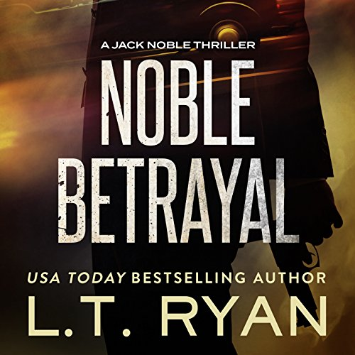 Noble Betrayal audiobook cover art