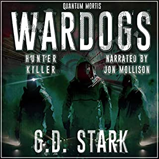 Wardogs Inc., Book 2: Hunter Killer audiobook cover art