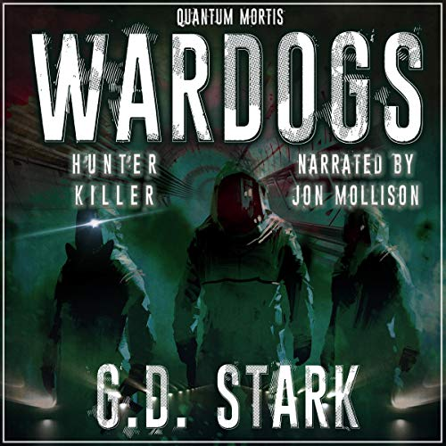 Wardogs Inc., Book 2: Hunter Killer Titelbild