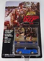 JOHNNY LIGHTNING ジョニーライトニング JAMES BOND 007 Dr.No サンビーム アルパイン ブルー