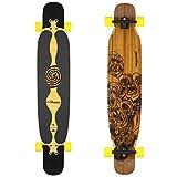 Loaded Bhangra Flex 2 Complete Longboard Skateboard by Loaded