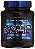 Scitec Nutrition Amino Magic Aminoácidos Manzana - 500 g