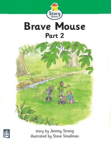 *LILA:SS:S3: BRAVE MOUSE PART 2 (LITERACY LAND)の詳細を見る