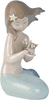 Nao Jewel of The Sea Porcelain Figurine